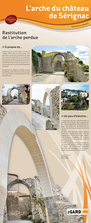 Plan patrimoine Sérignac