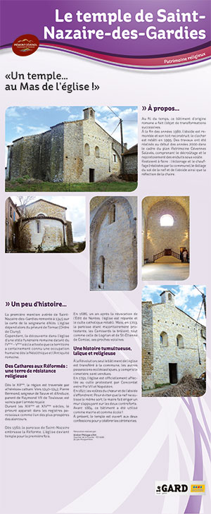 Plan patrimoine St-Nazaire
