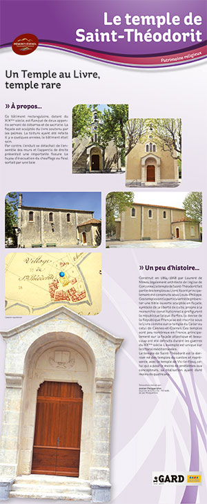 Plan patrimoine St-Theodorit