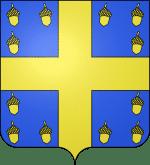 Blason de Saint-Nazaire-des-Gardies