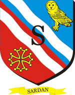 Blason de Sardan