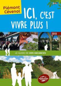 Le guide touristique 2018 est en ligne!
