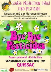 Projection-débat  « Bye Bye pesticides ! »